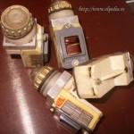 Lampi semnalizare cu transformator