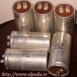 Condensatoare electrolitice bipolare fabricate in Romania