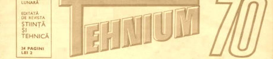 Tehnium Decembrie 1970